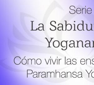 Sabiduría de Yogananda